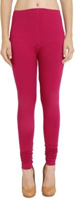 Red Rose Women's Pink Leggings
