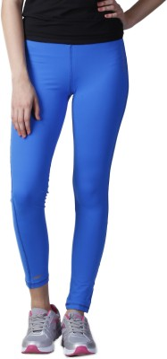 Atheno Women's Light Blue Leggings