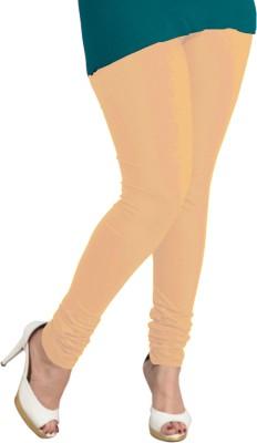 I-Diva Women's Beige Leggings