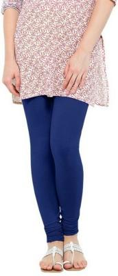 Zuri Women's Dark Blue Leggings