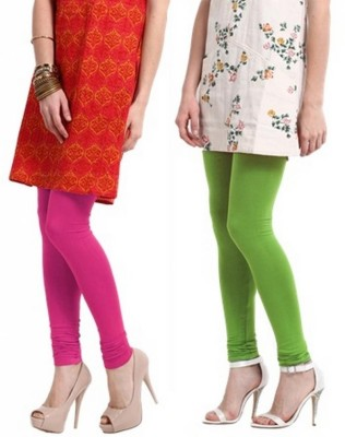 Amoya Women's Multicolor Leggings
