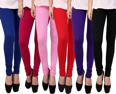 Famaya Girl's Multicolor Leggings
