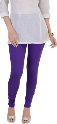Veera Paridhaan Women's Purple Leggings