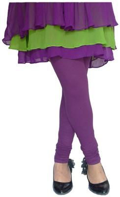 Shapes Women's Purple Leggings