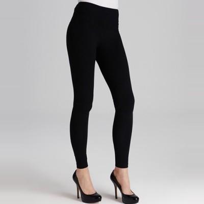 A Quad Women's Black Leggings