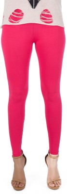 Legrisa Fashion Women's Pink Leggings