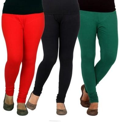 barkha fashion Women's Multicolor Leggings