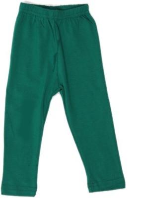 Rhamgold Baby Girl's Green Leggings