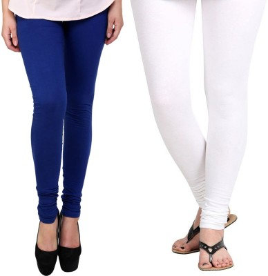 Vastra Buzz Women's Dark Blue, White Leggings