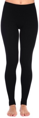 Idesign Women's Black Leggings