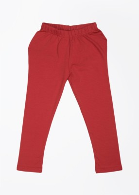 Cherokee Girl's Red Leggings