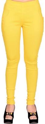 LGC Women's Yellow Jeggings
