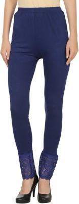 Awadh Enterprises Women's Blue Leggings