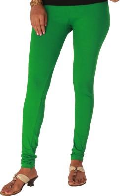 Yaari Women's Green Leggings