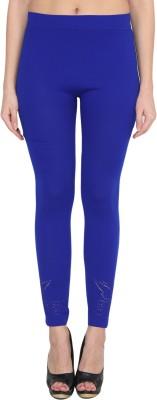 NumBrave Women's Blue Leggings