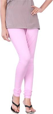 Trendif Women's Pink Leggings