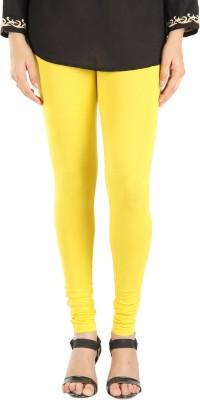 Mustard Women's Yellow Leggings