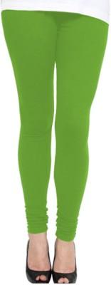 Rupa Softline Women's Light Green Leggings