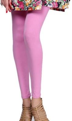 Femmora Women's Purple Leggings