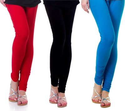 Archway Women's Red, Black, Blue Leggings