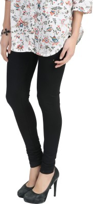 Yogine Women's Black Leggings