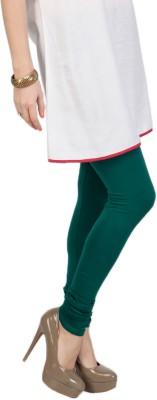 Ridhi Women's Green Leggings