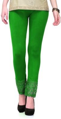RobinRomeo Women's Green Leggings
