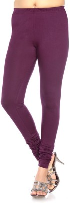 Blue-Tuff Women's Purple Leggings