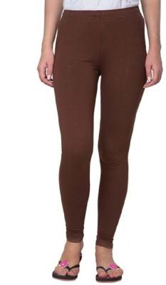 AbsoulteDesi Women's Brown Leggings