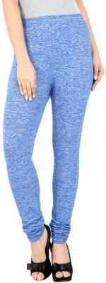 Custom Creation Women's Blue Leggings