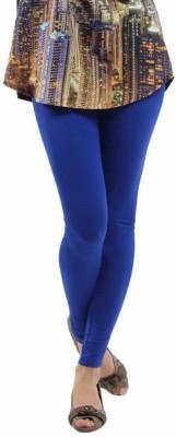 VP Vill Parko Women's Blue Leggings
