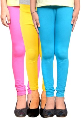 Riya & Sana Girl's Multicolor Leggings
