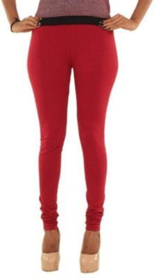 Hirshita Leggingss Women's Maroon Leggings