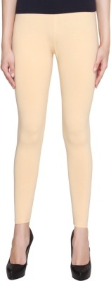 Jainam Girl's Beige Leggings