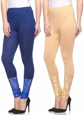 LADA Women's Multicolor Leggings