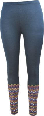 Blue River Women's Black Leggings at flipkart