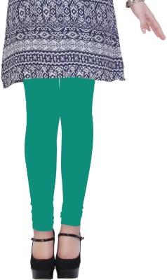 Kimayaa Women's Dark Green Leggings