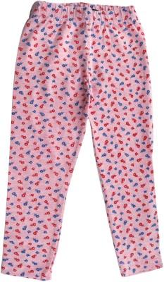 Vtoo Girl's Pink Leggings