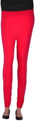 Kahana Women's Red Leggings