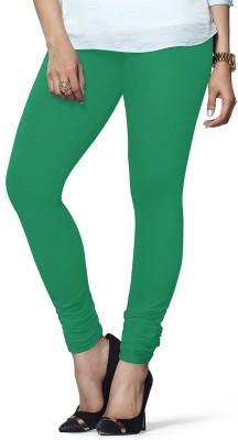 ambey shree trendz Women,s Dark Green Leggings