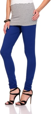 Styleava Women's Blue Leggings