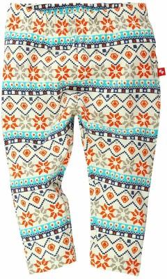 Fisher-Price Baby Girl's Multicolor Leggings