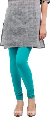 Jepp Women's Light Green Leggings