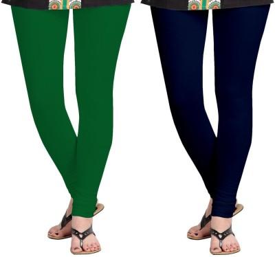 AF Sayonara Women's Green, Blue Leggings