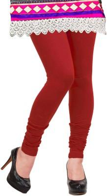 Khushali Women's Red Leggings