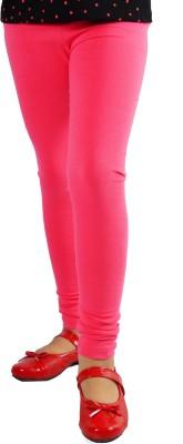 Naughty Ninos Girl's Pink Leggings