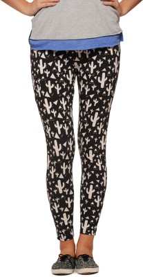 Why Knot Women's Black Leggings