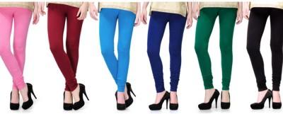 Infigo Fashion Women's Multicolor Leggings