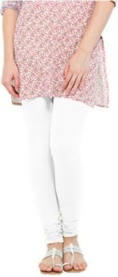 Zuri Women's White Leggings