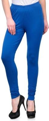 RASHI OVERSEAS Women's Blue Leggings